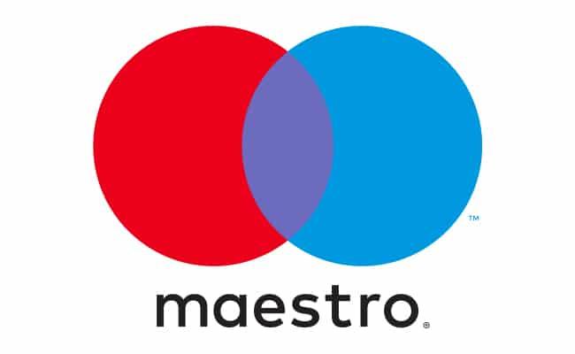 Maestro, uno dei metodi di pagamento nei casino