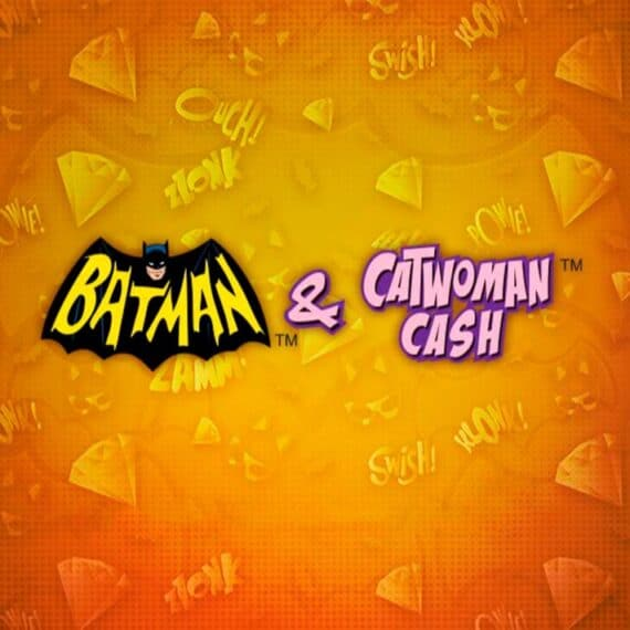 Batman and Catwoman Cash Slot