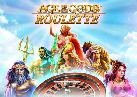 Age of the Gods roulette (Playtech)
